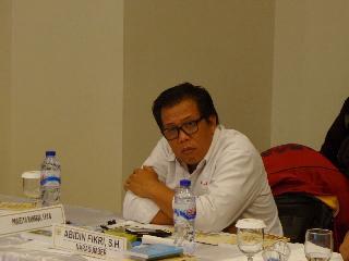 Anggota Badan Sosialisasi MPR, Abidin Fikri: Kerja Ideologi Harus Terus Menerus