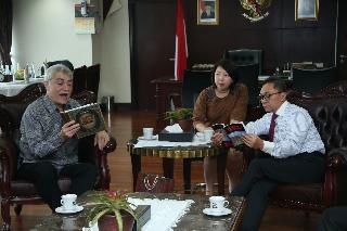 Kepada Dubes Azerbaijan, Ketua MPR Katakan Indonesia Tolak Negara Agresor