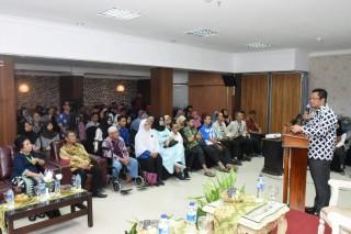 Wakil Ketua MPR Apresiasi Kehadiran Kaum Disabilitas Dalam Sosialisasi Empat Pilar