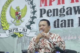 Ketua MPR: Antisipasi Krisis, Berikan Perhatian Khusus Pada Sektor Tanaman Pangan