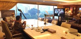 MPR RI Gagas Gerakan 'Empat Pilar MPR RI Berbagi Pulsa untuk Driver Ojek Online