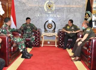 Bamsoet: TNI Garda Terdepan Penjaga Ideologi Pancasila