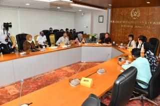 Bamsoet:Kegotong Royongan Pancasila Mampu Mencegah Indonesia Seperti Amerika, Brazil Maupun India