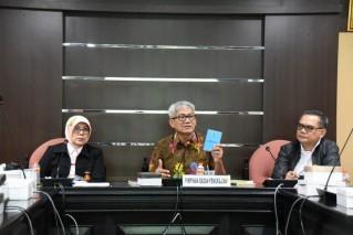 Pimpinan Badan Pengkajian : MPR Memikirkan Pentingnya Pokok-Pokok Haluan Negara.