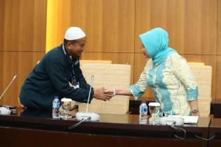 Sekretariat Jenderal MPR RI Menerima Kunjungan SD Qurrota Ayun dari Malang (Jumat, 25/01/2019)