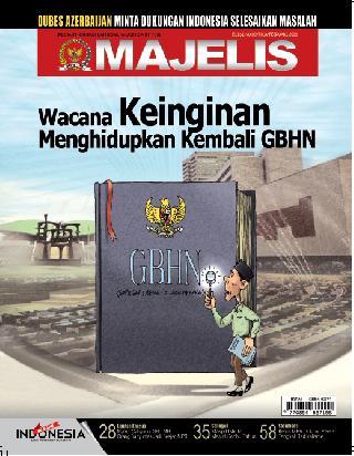 Majalah Majelis Edisi Februari 2016