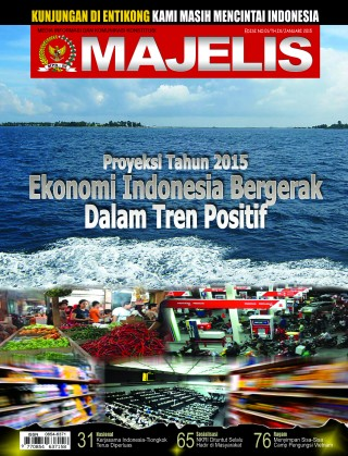 Majalah MPR No. 01/TH. IX/Januari 2015