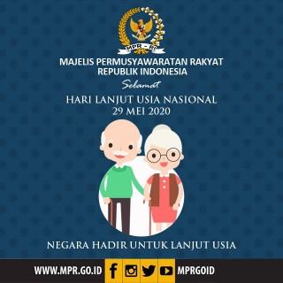 Hari Lanjut Usia Nasional Tahun 2020