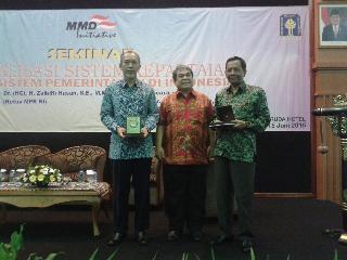 Serap Aspirasi Badan Pengkajian MPR Di Yogjakarta