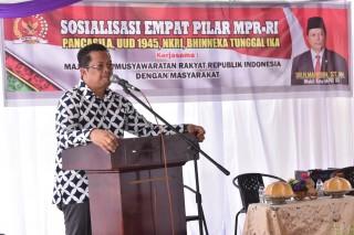 Mahyudin: Tak Melakukan Korupsi, Salah Satu Cara Menyelamatkan Bangsa