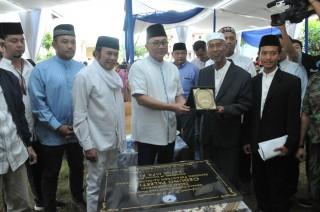 Ketua MPR RI Zulkifli Hasan Sosialisasi 4 Pilar MPR RI di Pondok Pesantren Al-Munawaroh, Brondong Lamongan-Jawa Timur (Selasa, 29 Januari 2019)