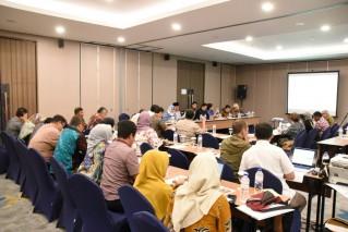 Rapat Koordinasi Badan Sosialisasi di Hotel Swissbel Bandara Surabaya (Sabtu, 2 Februari 2019)