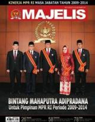 Majalah MPR No. 09/TH. VIII/September 2014
