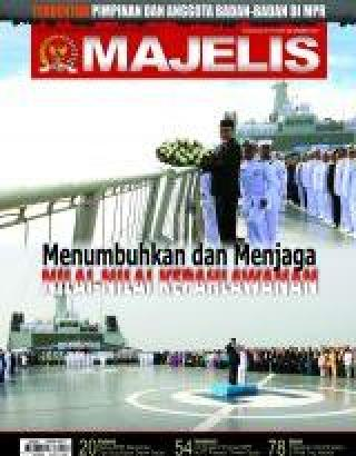 Majalah MPR No. 11/TH. VIII/November 2014